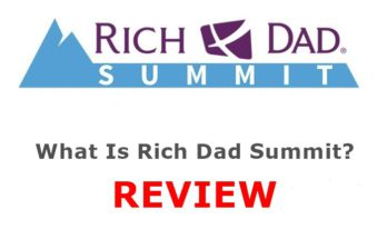 Rich Dad Summit Logo