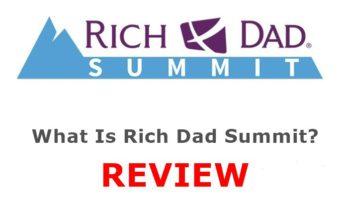 Rich Dad Summit Logo