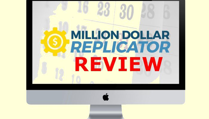 Million Dollar Replicator Review