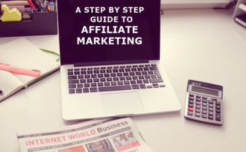 start an affiliate marketing business