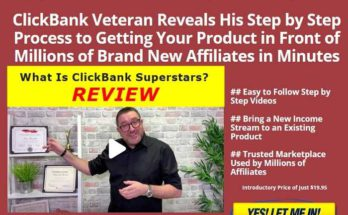 What Is ClickBank Superstar