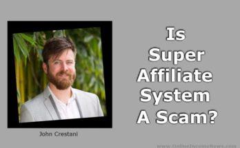 John Crestani Super Affiliate System
