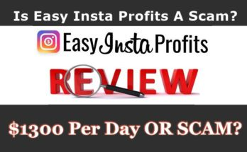is easy insta profits a scam